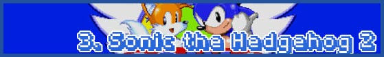03 sonic2 subhead SEGA Nerds 2013 game round up
