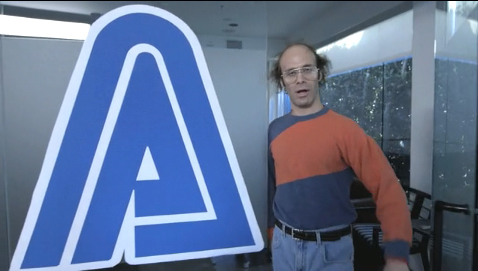 Photo of Keith Apicary shows us why he'd be an awesome SEGA CEO