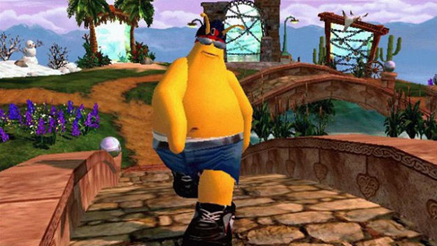 Photo of ToeJam & Earl creator would like duo added to Sonic & All-Stars Racing Transformed