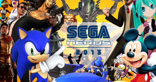 SEGA Nerds' 2013 game