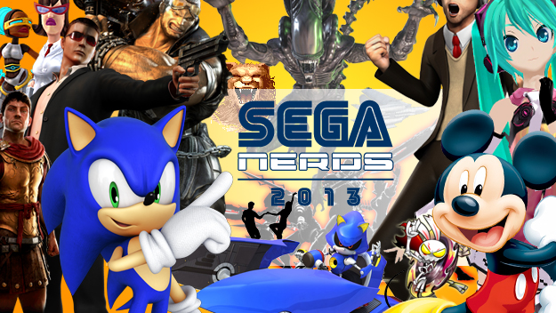 Photo of SEGA Nerds' 2013 game round-up