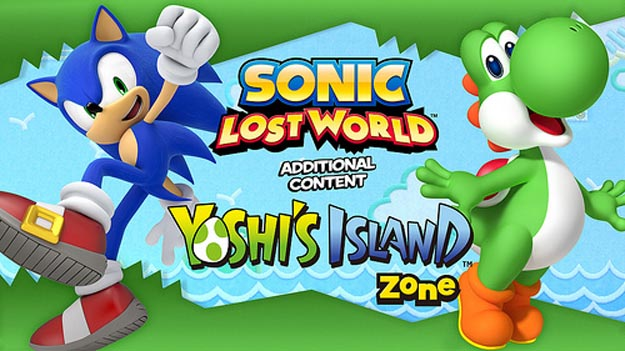 Photo of Sonic: Lost World travels to Yoshi's Island