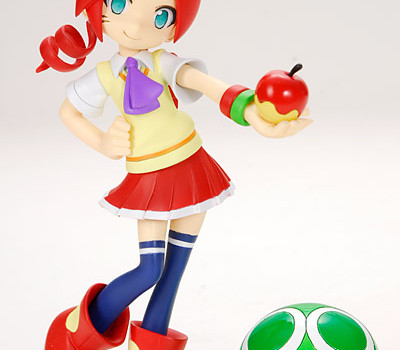 15pic02 400x350 Puyo Puyo 20th and SEGA Resin Figures