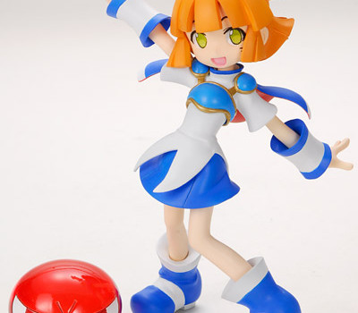 16pic05 400x350 Puyo Puyo 20th and SEGA Resin Figures