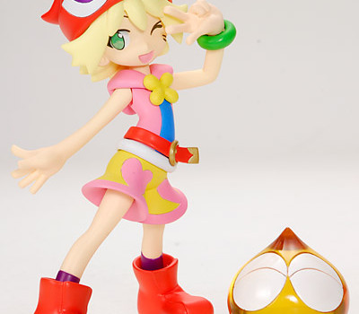 17pic02 400x350 Puyo Puyo 20th and SEGA Resin Figures