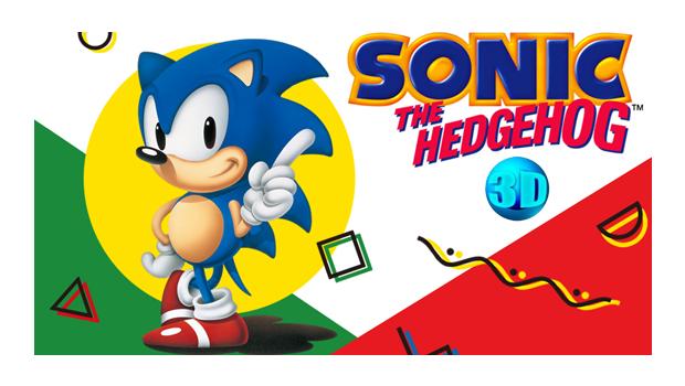 3d Classics Reviews 3d Sonic The Hedgehog Sega Nerds