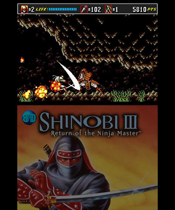 3D Classics reviews: 3D Shinobi III   SEGA Nerds