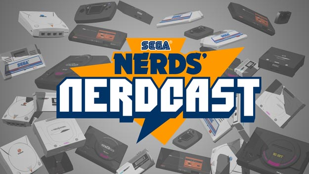Photo of SEGA Nerdcast: Episode 43 (with Stephen Frost)