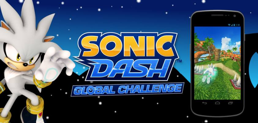 Photo of Silver the Hedgehog unlocked in Sonic Dash