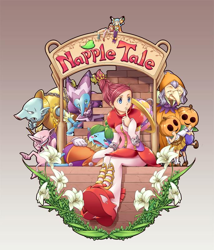 Napple Tale by O Nijirushi
