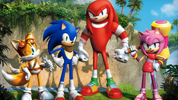 Photo of Sonic fans attempt to fix Sonic Boom trailer