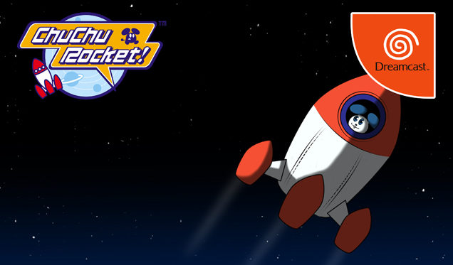 Photo of Dreamcast classic ChuChu Rocket! is back online