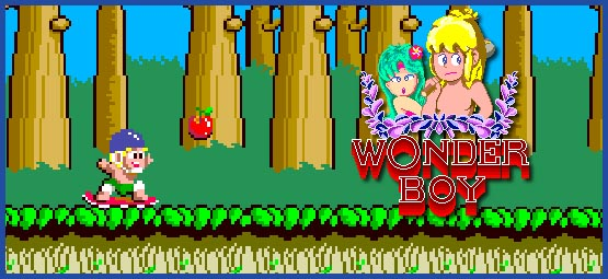 Wonder Boy - Header - Wonder Boy