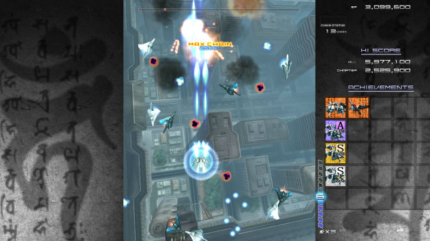 Photo of Ikaruga shmupping up Steam on Feb. 18