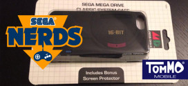 J-Mega Drive case by Tommo