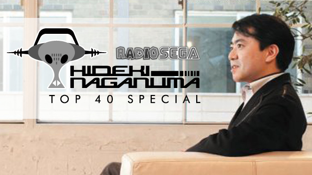 Photo of Radio SEGA will air a Hideki Naganuma TOP 40 Special