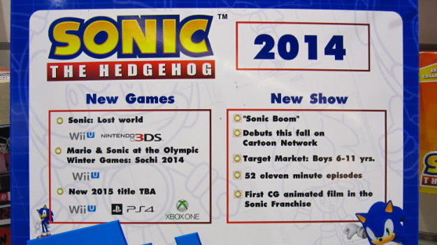 Photo of New Sonic title possibly heading to PS4, Xbox One, Wii U in 2015