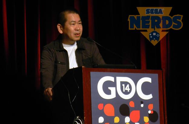 Yu Suzuki talking about his ideas for an RPG