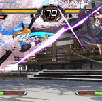 Virtua Fighter Stage at Fighting Climax