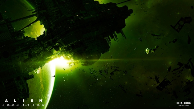 Photo of The sound of Alien: Isolation