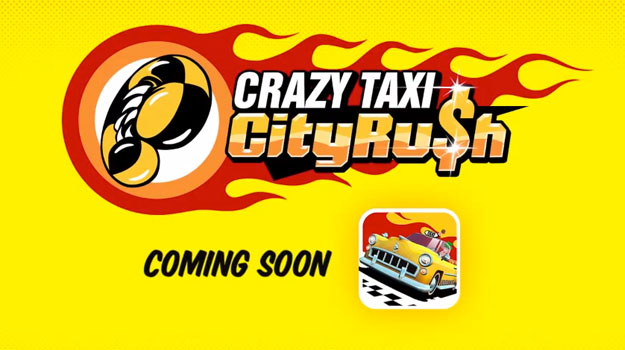 Photo of Crazy Taxi: City Rush drifts to iOS today