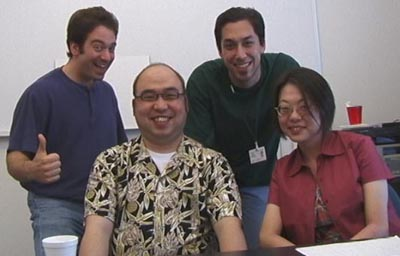 Members of the Overworks team. [source: IGN.com]