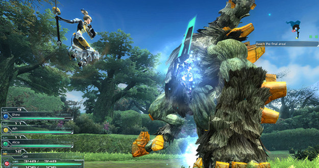 Phantasy Star Online 2 getting English translation