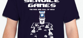 Service Games Audio Book Update and New T-Shirt