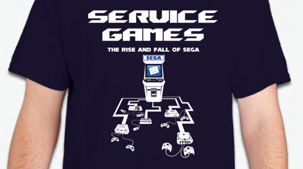 Photo of New Service Games: Rise and Fall of SEGA Kickstarter underway