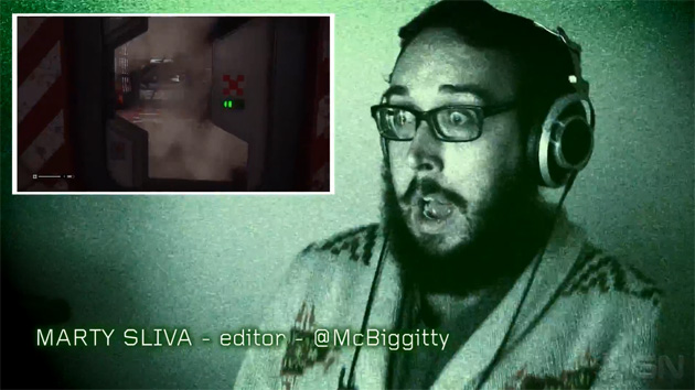 Photo of Just how scary is Alien: Isolation?…