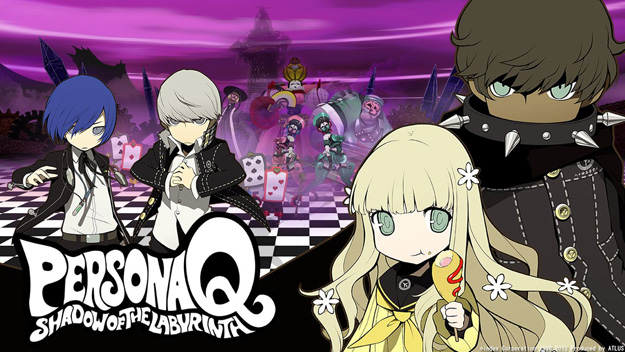 Photo of Here's Persona Q: Shadow of the Labyrinth's E3 trailer
