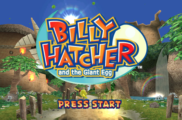 Photo of Retro review: Billy Hatcher and the Giant Egg