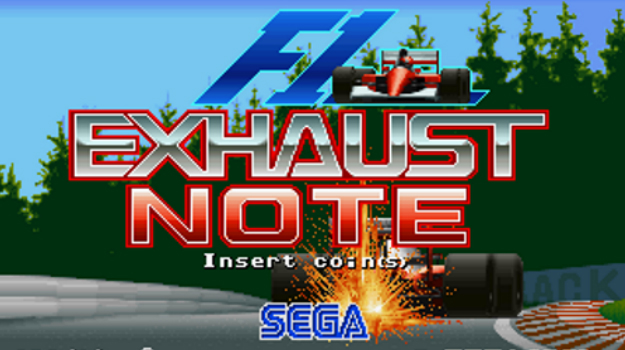 Photo of Forgotten Racers of SEGA's Past: F1 Exhaust Note