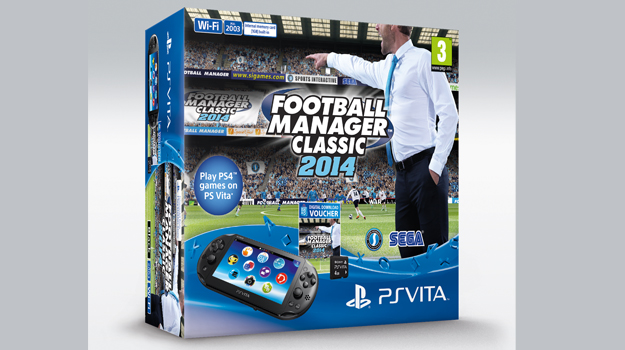Photo of Football Manager Classic 2014 gets Vita bundle