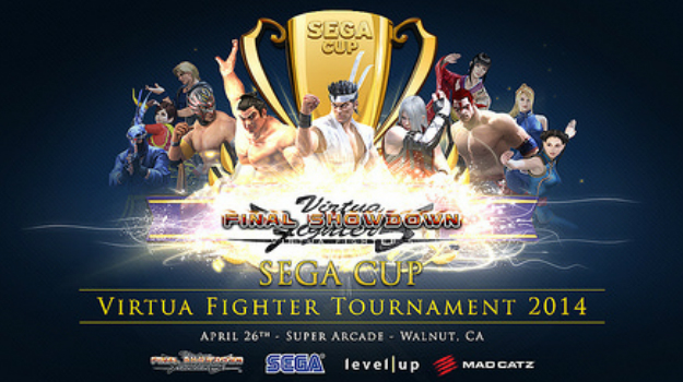 Photo of SEGA Cup 2014 kicks off today, watch it here