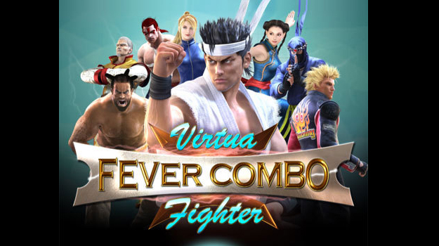 Photo of More Virtua Fighter Fever Combo details surface
