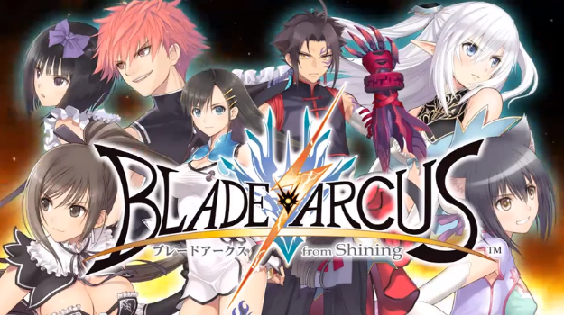 Photo of Blade Arcus from Shining: Battle Arena is coming to Steam on July 28