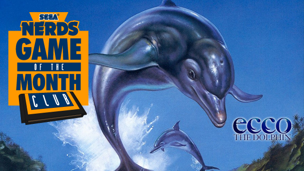Photo of Ecco the Dolphin is May's Game of the Month