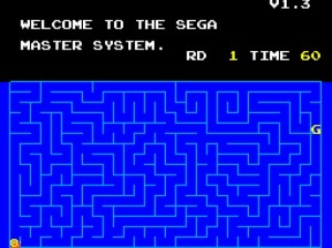 "Unfortunately, the book doesn't cover ""Snail Maze,"" a simplistic game hidden within the Master System 1 which, as you can clearly see, is the canonical prequel to the Phantasy Star series."