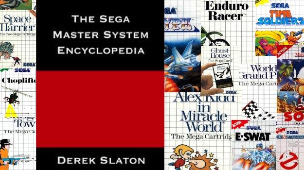 Photo of Retro Book Review: The SEGA Master System Encyclopedia