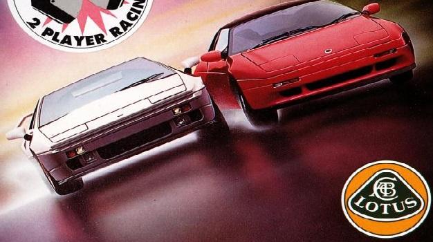 Photo of Forgotten Racers of SEGA's Past : Lotus Turbo Challenge
