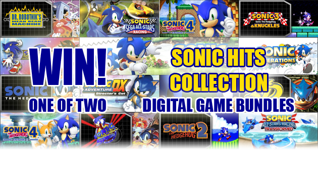 Photo of Competition: Win one of two Sonic Hits Collection game bundles!