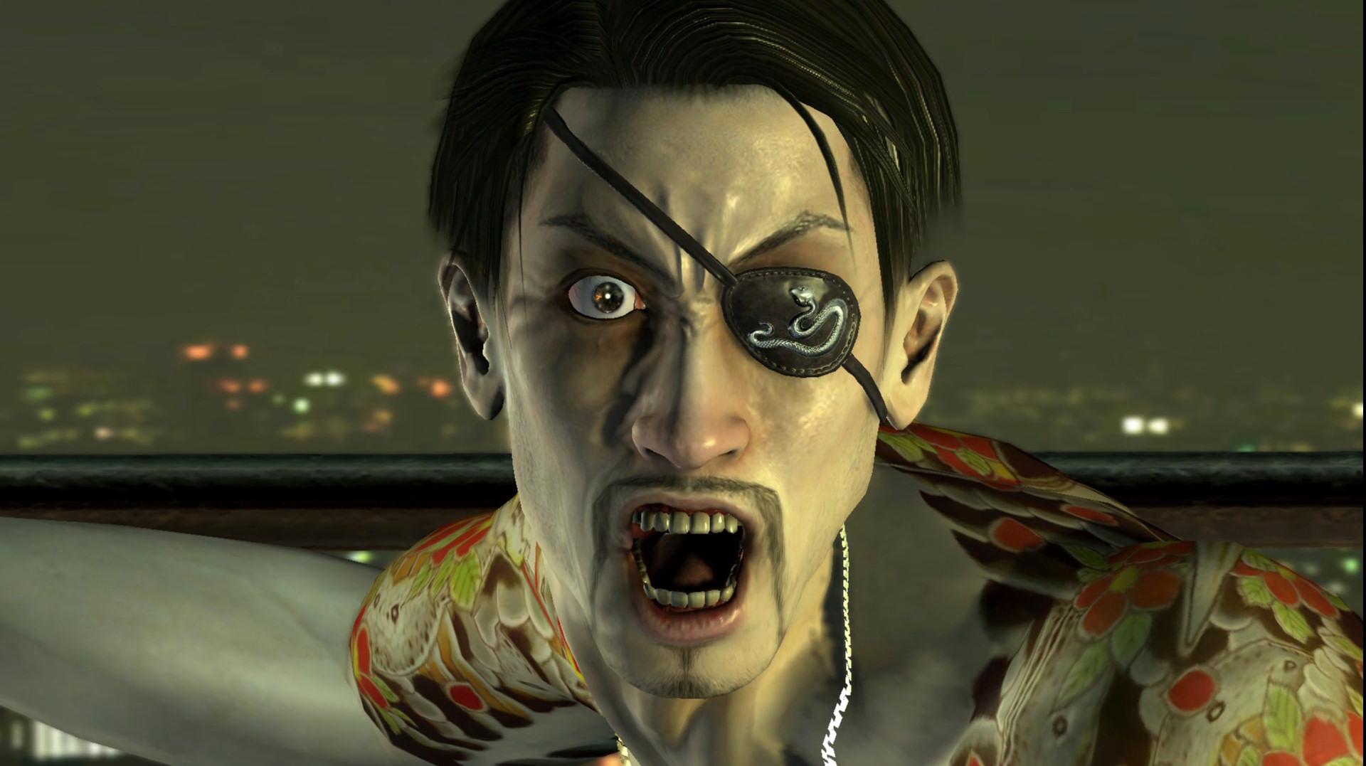 Yakuza 6 in development