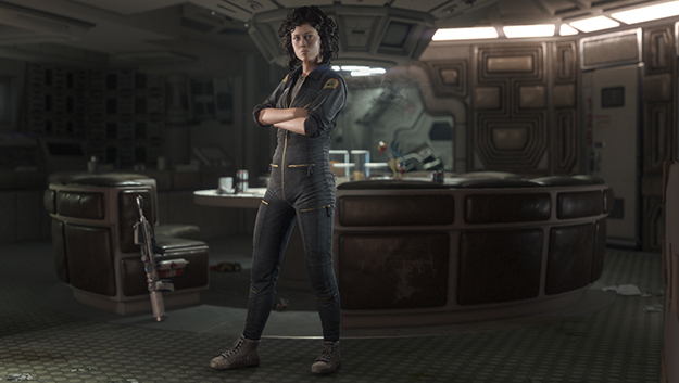 Photo of [Updated] Alien: Isolation pre-order content features movie cast