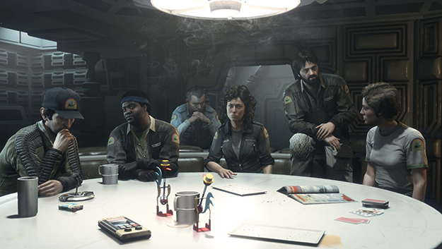 Photo of Original Alien's movie cast talks Alien: Isolation