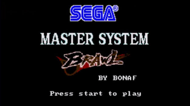 Photo of SEGA Master System Brawl lets 8-bit characters battle it out