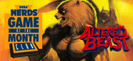 Altered Beast is August's Game of the Month
