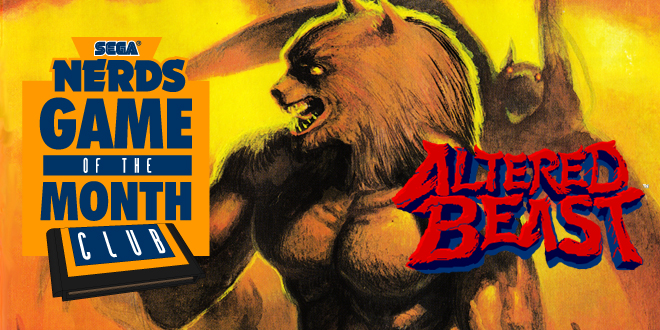 Photo of Altered Beast is August's Game of the Month