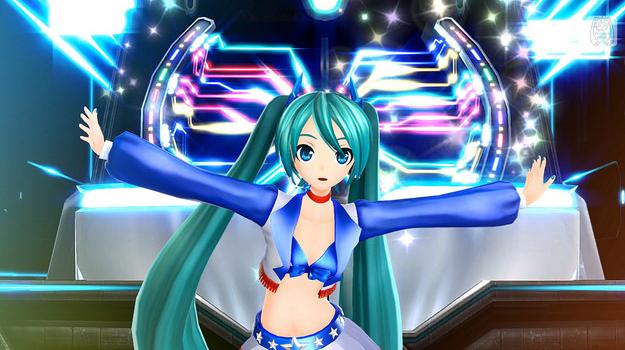 Photo of Hatsune Miku: Project DIVA F 2nd dances into your heart Nov. 18