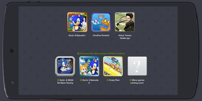 Photo of SEGA Humble Mobile Bundle Now Available